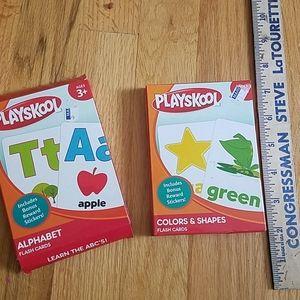 💖💖5/$15💖💖Baby/Toddler flash cards!